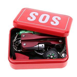 Wanderausrüstung und Survival Kits